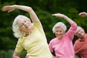 Sağlıklı Yaşlanma ve Egzersiz