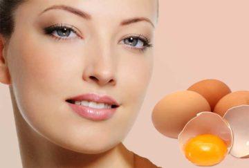 Cilt için Yumurta